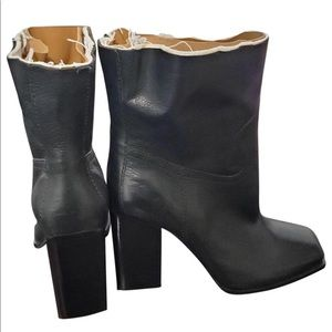 Saint Laurent Black Jodie 105 Boots/Booties Size 6